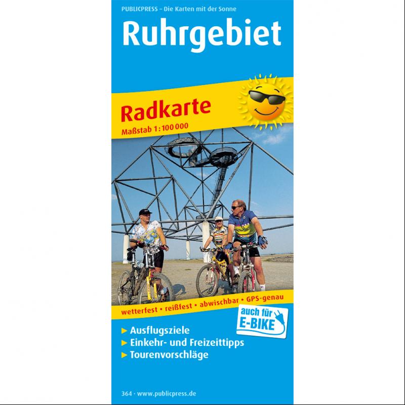 MoersShop - Radkarten Niederrhein/Ruhrgebiet - Moers-Stadtportal.de