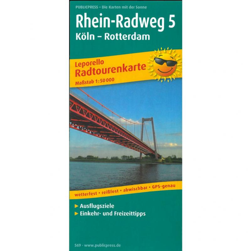 Rhein Radweg 5 Köln Rotterdam